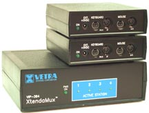 picture of VIP-384-KM-2 KVM Splitter/Multiplexer
