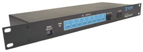 VIP-708-KMV 8 port KVM Switch