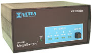 VIP-804-KMV4 Quad-head KVM Switch