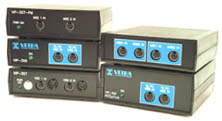 "picture of ""Splice"" family of KVM Splitters / Multiplexers"